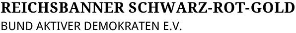 Reichsbanner Schwarz-Rot-Gold, Bund aktiver Demokraten e.V.